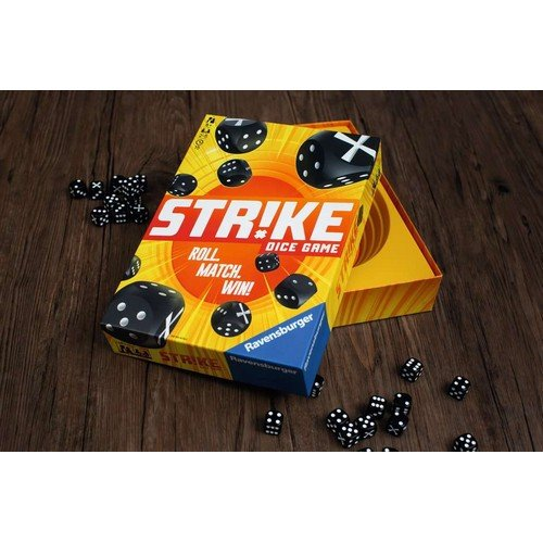Strike Dice Game  (Lingua: Italiano - Stato: Nuovo)