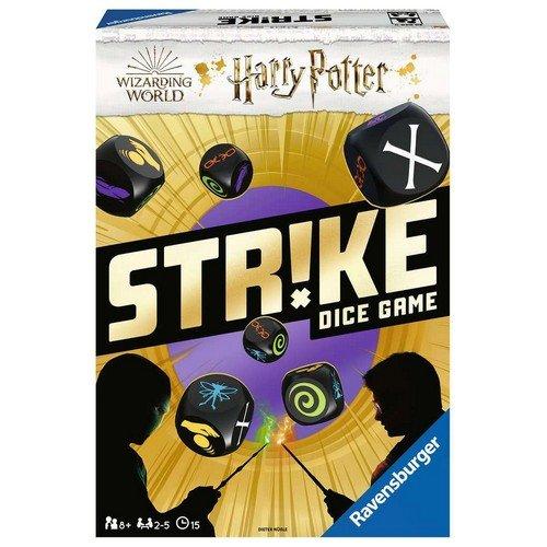 Strike Harry Potter Dice Game  (Lingua: Italiano - Stato: Nuovo)