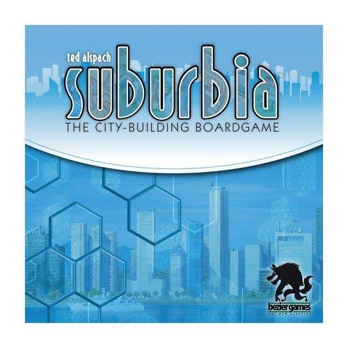Suburbia  (Language: English - Conditions: New)