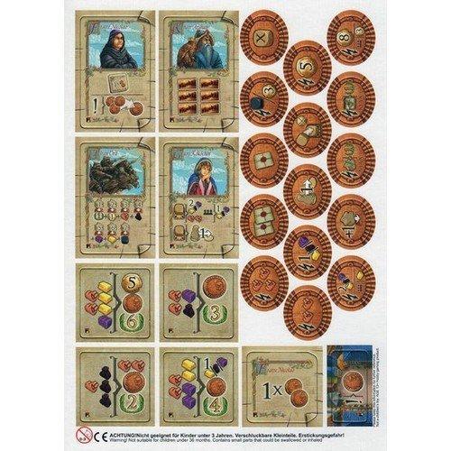 Sulle Tracce di Marco Polo: New Characters  (Lingua: Inglese, Tedesco - Stato: Nuovo)