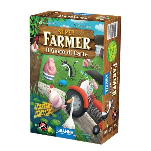 Super Farmer: Il Gioco di Carte  (Lingua: Italiano - Stato: Nuovo)