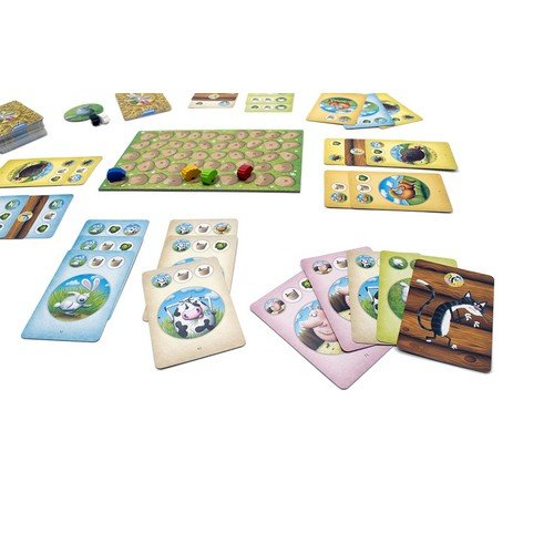 Super Farmer: The Card Game  (Language: Italian - Conditions: New)