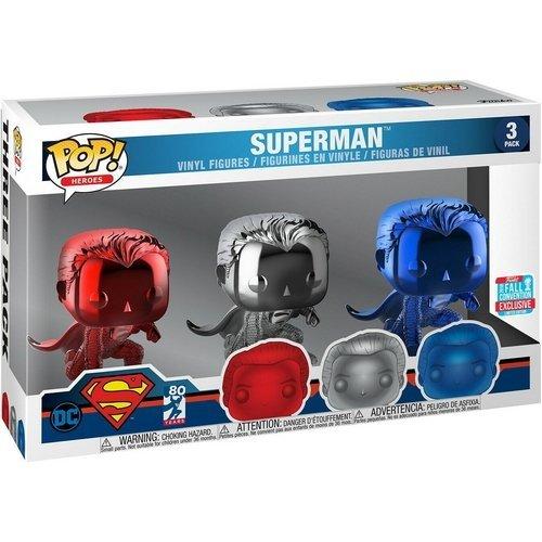 Superman (3 Pack)  (Stato: Nuovo)