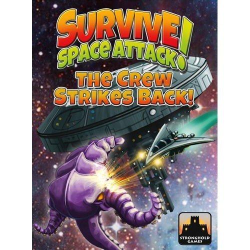 Survive: Space Attack! – The Crew Strikes Back!  (Lingua: Inglese - Stato: Nuovo)