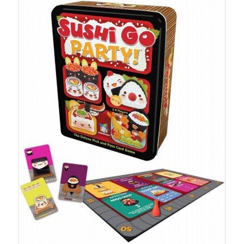 Sushi Go Party!  (Lingua: Italiano - Stato: Nuovo)