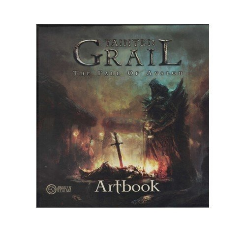 Tainted Grail Artbook  (Lingua: Inglese - Stato: Nuovo)