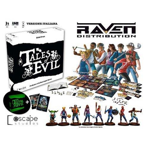 Tales of Evil Kickstarter Edition  (Language: Italian - Conditions: New)
