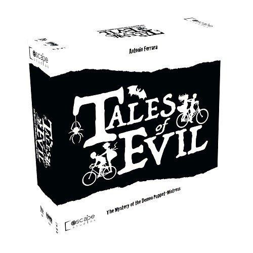 Tales of Evil Kickstarter Edition  (Lingua: Italiano - Stato: Nuovo)
