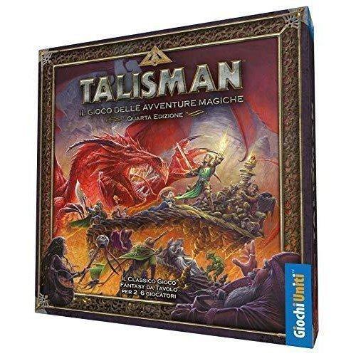 Talisman  (Lingua: Italiano - Stato: Usato)