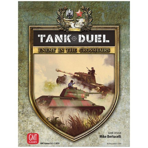 Tank Duel  (Lingua: Inglese - Stato: Nuovo)