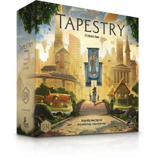 Tapestry - ITA  (Language: Italian - Conditions: New)