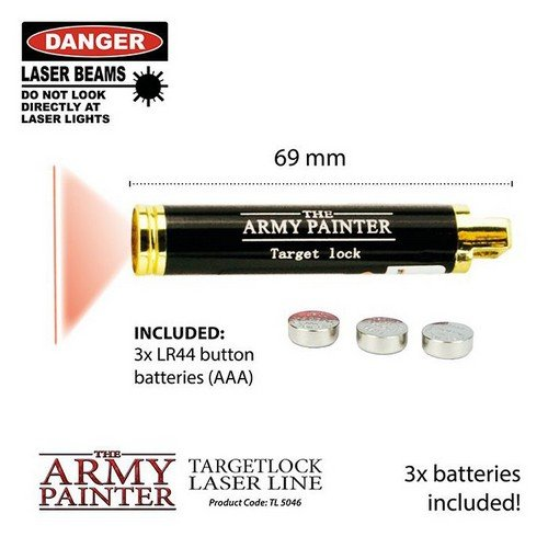 Targetlock Laser Line  (Stato: Nuovo)