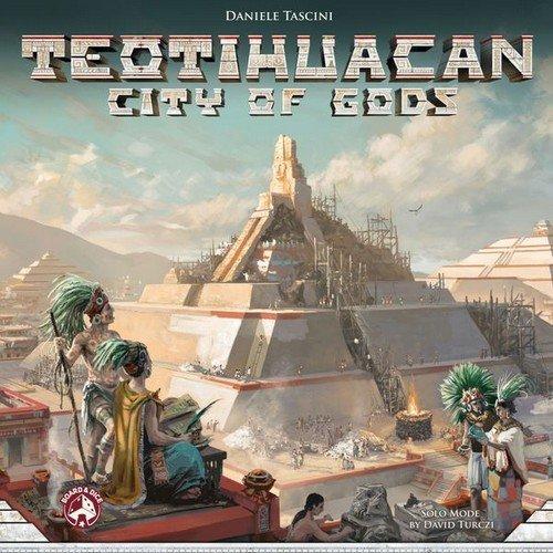 Teotihuacan, Città degli Dei  (Lingua: Italiano - Stato: Nuovo)