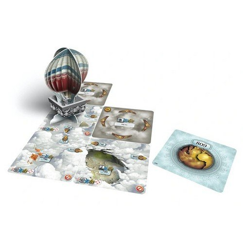 The 7th Continent: What Goes Up Must Come Down, Kickstarter  (Lingua: Inglese - Stato: Usato)