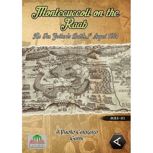 The Battles of Montecuccoli: Volume I – Montecuccoli on the Raab  (Lingua: Italiano, Inglese - Stato: Nuovo)
