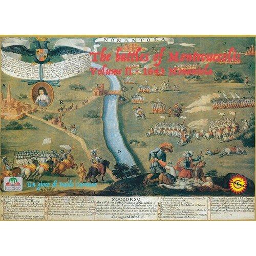 The Battles of Montecuccoli: Volume II – 1643 Nonantola  (Lingua: Italiano, Inglese, Spagnolo, Catalano - Stato: Nuovo)