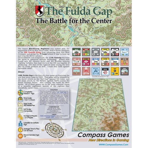 The Fulda Gap  (Lingua: Inglese - Stato: Nuovo)