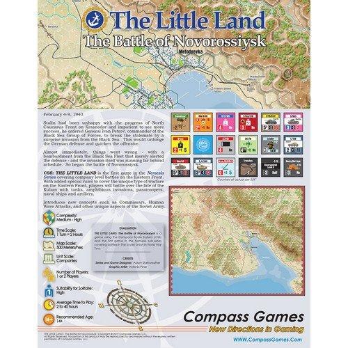 The Little Land: The Battle of Novorossiysk  (Lingua: Inglese - Stato: Nuovo)