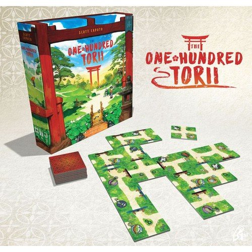 The One Hundred Torii  (Lingua: Inglese - Stato: Nuovo)
