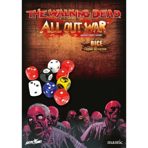 The Walking Dead, All Out War: Dadi Pack Espansione