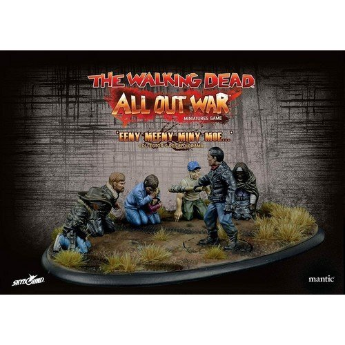 The Walking Dead, All Out War: 'Eeny Meeny Miny Moe...'  (Lingua: Italiano, Francese, Tedesco, Inglese, Spagnolo - Stato: Nuovo)