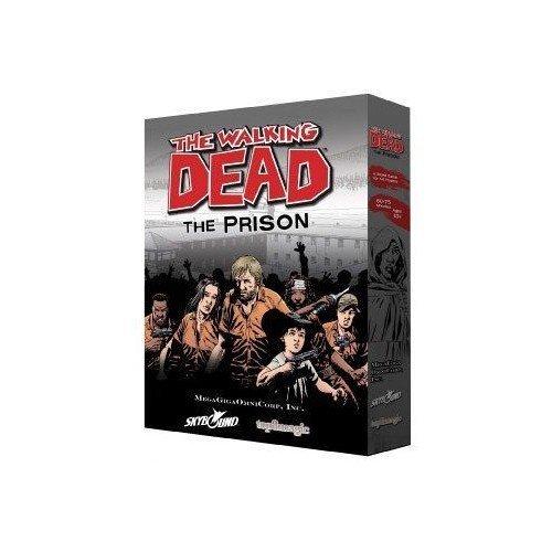 The Walking Dead, the Prison  (Lingua: Inglese - Stato: Nuovo)