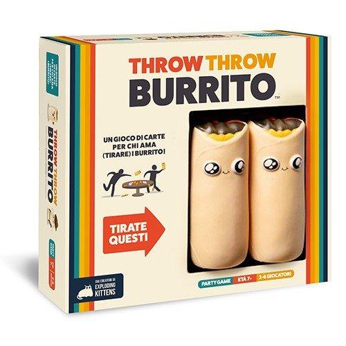 Throw Throw Burrito  (Lingua: Italiano - Stato: Nuovo)