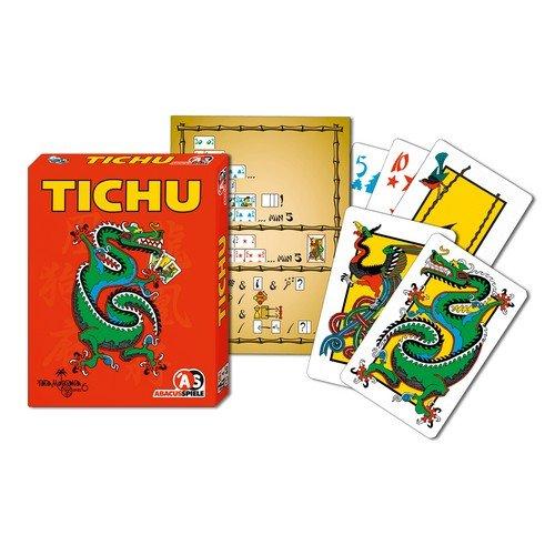 Tichu  (Lingua: Italiano, Tedesco - Stato: Nuovo)