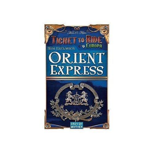 Ticket to Ride: Europa, Carte Promo Orient Express  (Stato: Nuovo)