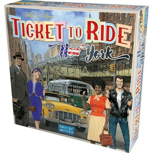 Ticket to Ride: New York  (Lingua: Italiano - Stato: Nuovo)