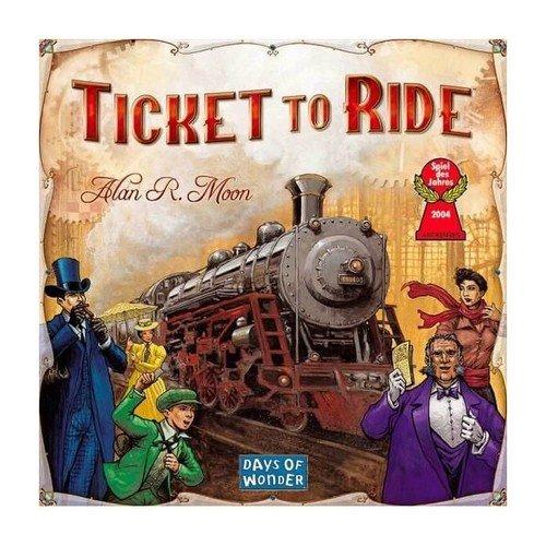 Ticket to Ride  (Lingua: Italiano - Stato: Nuovo)