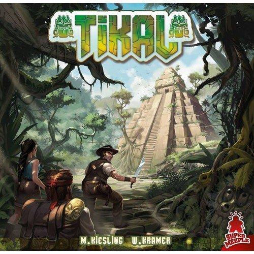 Tikal  (Lingua: Italiano - Stato: Nuovo)