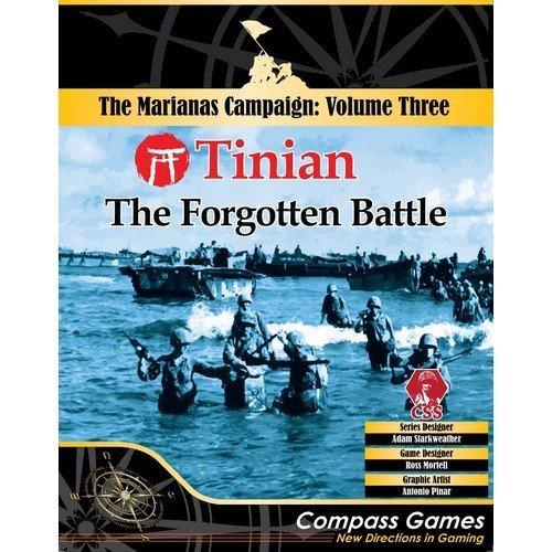 Tinian: The Forgotten Battle  (Lingua: Inglese - Stato: Nuovo)
