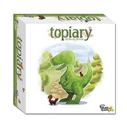 Topiary  (Lingua: Italiano, Francese, Tedesco - Stato: Nuovo)