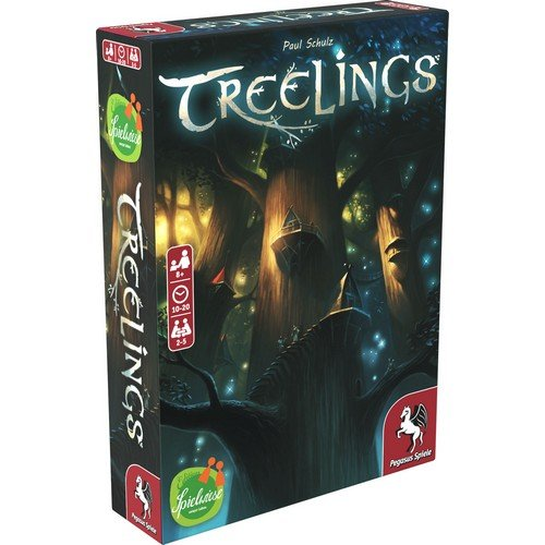 Treelings  (Lingua: Inglese, Tedesco - Stato: Nuovo)