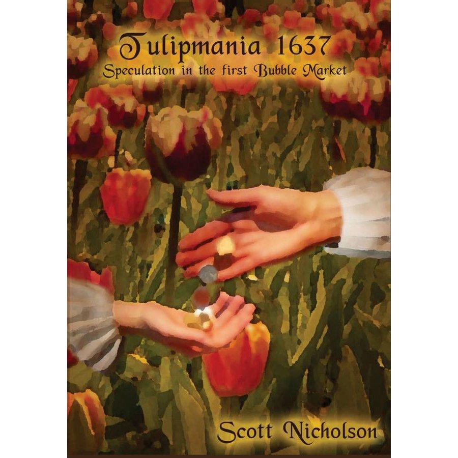Tulipmania 1637  (Lingua: Inglese, Tedesco - Stato: Usato Ottime Condizioni)