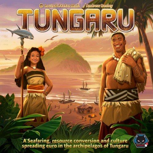 Tungaru Deluxe Edition Kickstarter  (Lingua: Inglese - Stato: Nuovo)