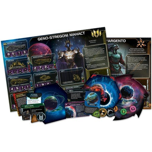 Twilight Imperium, Quarta Edizione: La Profezia dei Re  (Lingua: Italiano - Stato: Nuovo)