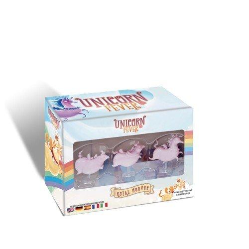 Unicorn Fever, Royal Hooves  (Lingua: Italiano, Francese, Tedesco, Inglese, Spagnolo - Stato: Nuovo)