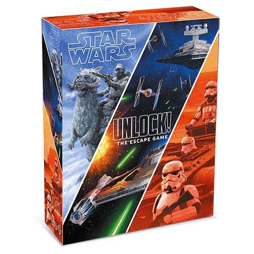 Unlock! Star Wars - ITA  (Lingua: Italiano - Stato: Nuovo)