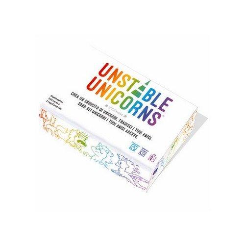 Unstable Unicorns  (Lingua: Italiano - Stato: Nuovo)