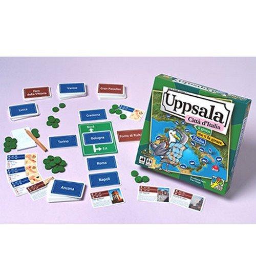 Uppsala: Città d'Italia  (Lingua: Italiano - Stato: Nuovo)