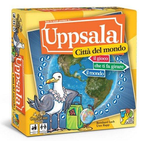 Uppsala: Città del Mondo  (Lingua: Italiano - Stato: Nuovo)
