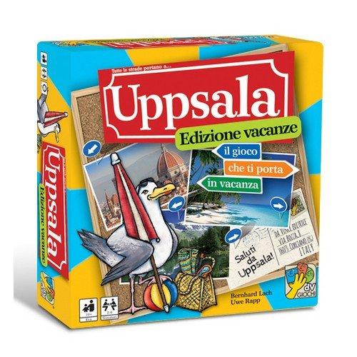 Uppsala: Edizione Vacanze  (Lingua: Italiano - Stato: Nuovo)