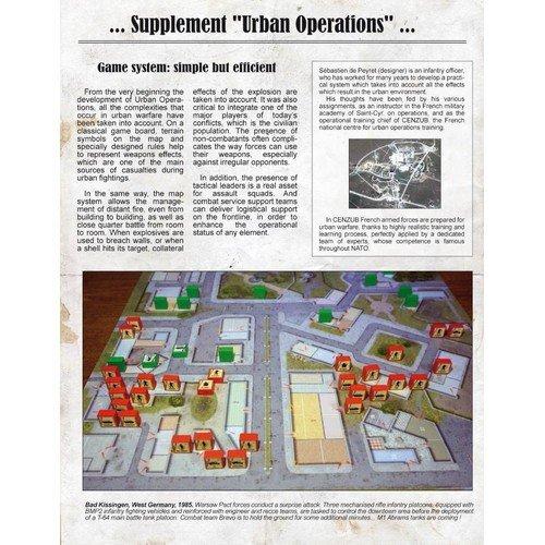 Urban Operations  (Language: English - Conditions: New)