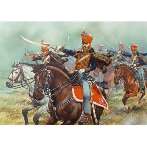 Ussari Britannici Napoleonici  (Lingua: Inglese - Stato: Nuovo)