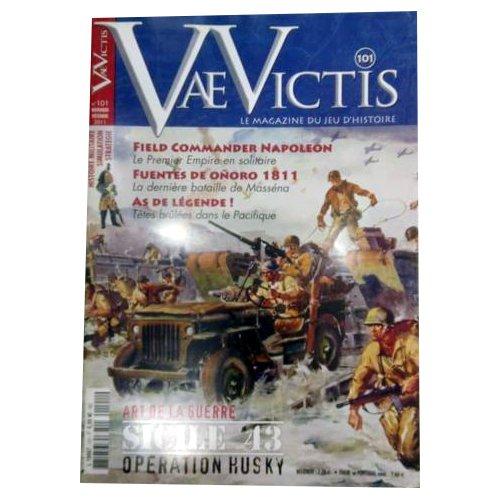 Vae Victis n. 101: Magazine SENZA Wargame  (Lingua: Francese - Stato: Usato Ottime Condizioni)