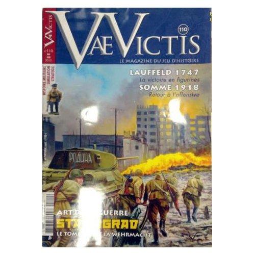 Vae Victis n. 110: Magazine SENZA Wargame  (Lingua: Francese - Stato: Usato Ottime Condizioni)