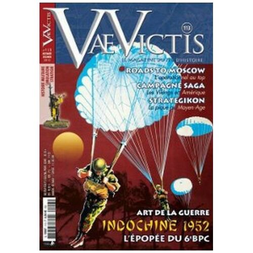 Vae Victis n. 113: Magazine SENZA Wargame  (Lingua: Francese - Stato: Usato Ottime Condizioni)