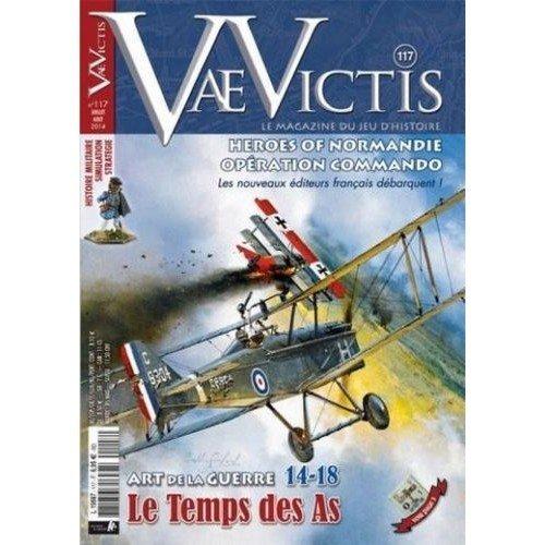 Vae Victis n. 117: Magazine SENZA Wargame  (Lingua: Francese - Stato: Usato Ottime Condizioni)